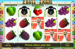 Joc de păcănele gratis online Fruit Farm fără înregistrare