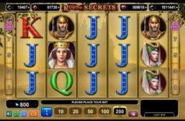 Joc de păcănele online Royal Secrets