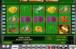 Joc de păcănele gratis The Money Game online
