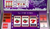 Joc de păcănele online Diamond Dreams