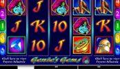 Joc de păcănele gratis online Genie´s Gems