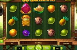 Joc de păcănele gratis fără depunere Go Bananas!