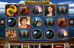 Jason and the Golden Fleece joc de păcănele gratis online