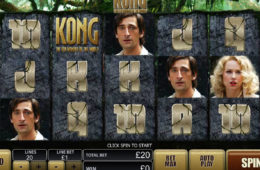 Joc de păcănele gratis online Kong: The 8th Wonder of the World