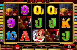 Joc de păcănele gratis online Lady in Red