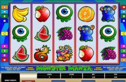 Joc de păcănele gratis Monster Mania online
