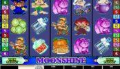 Moonshine joc de păcănele gratis online