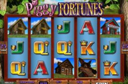 Joc de păcănele gratis online Piggy Fortunes
