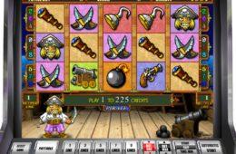 Joc de păcănele online distractiv Pirate