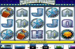 Joc de păcănele gratis distractiv Platinum Pyramid