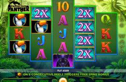 Joc de păcănele gratis online Prowling Panther