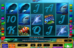 Joc de păcănele gratis online Riches of the Sea