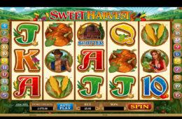 Joc de păcănele gratis fără depunere Sweet Harvest
