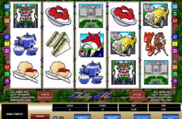 Tally Ho joc de păcănele gratis online