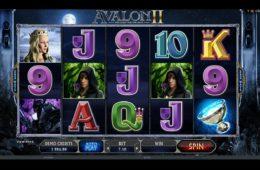 Joc de păcănele gratis online Avalon II