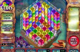 Joc de păcănele online Cubis