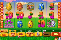 Joc de păcănele fără depunere Easter Surprise