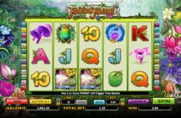 Joc de păcănele online fără depunere Fairies Forest