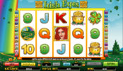 Joc de păcănele gratis online Irish Eyes