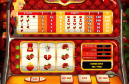 Joc de păcănele gratis online Love Machine