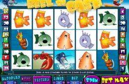 Joc de păcănele online fără depunere Reel in the Cash