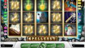 Joc de păcănele online fără înregistrare Spellcast