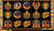 Throne of Egypt joc de păcănele gratis