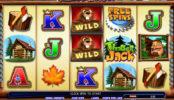 Joc de păcănele gratis online Timber Jack