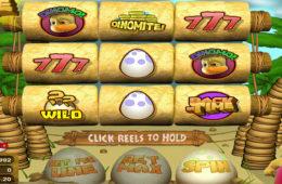 Joc de păcănele gratis online Back in Time