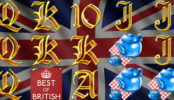 Joc de păcănele online Best of British