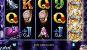 Joc de păcănele gratis online Crystal Cash