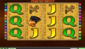 Joc de păcănele gratis Fire of Egypt