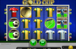 Gold Cup joc de păcănele de la Merkur