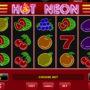 Joc de păcănele gratis online Hot Neon