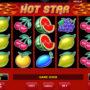 Joc de păcănele online Hot Star