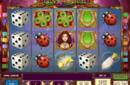 Joc de păcănele gratis online fără depunere Lady of Fortune