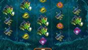 Joc de păcănele gratis online distractiv Magic Mushrooms