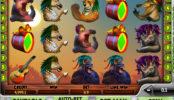 Joc de păcănele Safari Samba