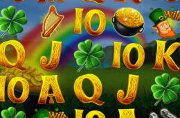 Joc de păcănele gratis online distractiv Shamrock'n'Roll