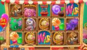 Joc de păcănele online distractiv Toys of Joy