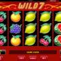 Joc de păcănele online fără descărcare Wild 7