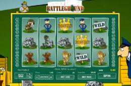 Battleground Spins joc cu aparate online