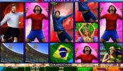 Joc cu aparate online Football Carnival