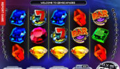 Gemscapades joc de păcănele gratis online