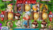 Joc de păcănele Gnome Sweet Home
