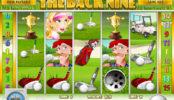 Hole in Won: The Back Nine joc de păcănele online