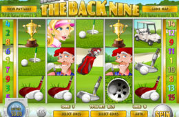 Hole in Won: The Back Nine joc de păcănele online