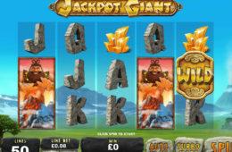 Joc cu aparate gratis online Jackpot Giant de la Playtech
