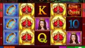 Joc de păcănele online King & Queen