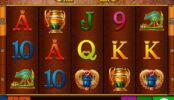 Magic Stone joc de păcănele online de la Bally Wulff